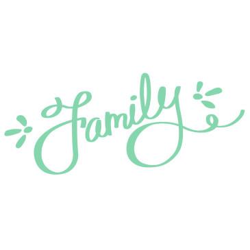 Freebie: Free Vector Script – Family