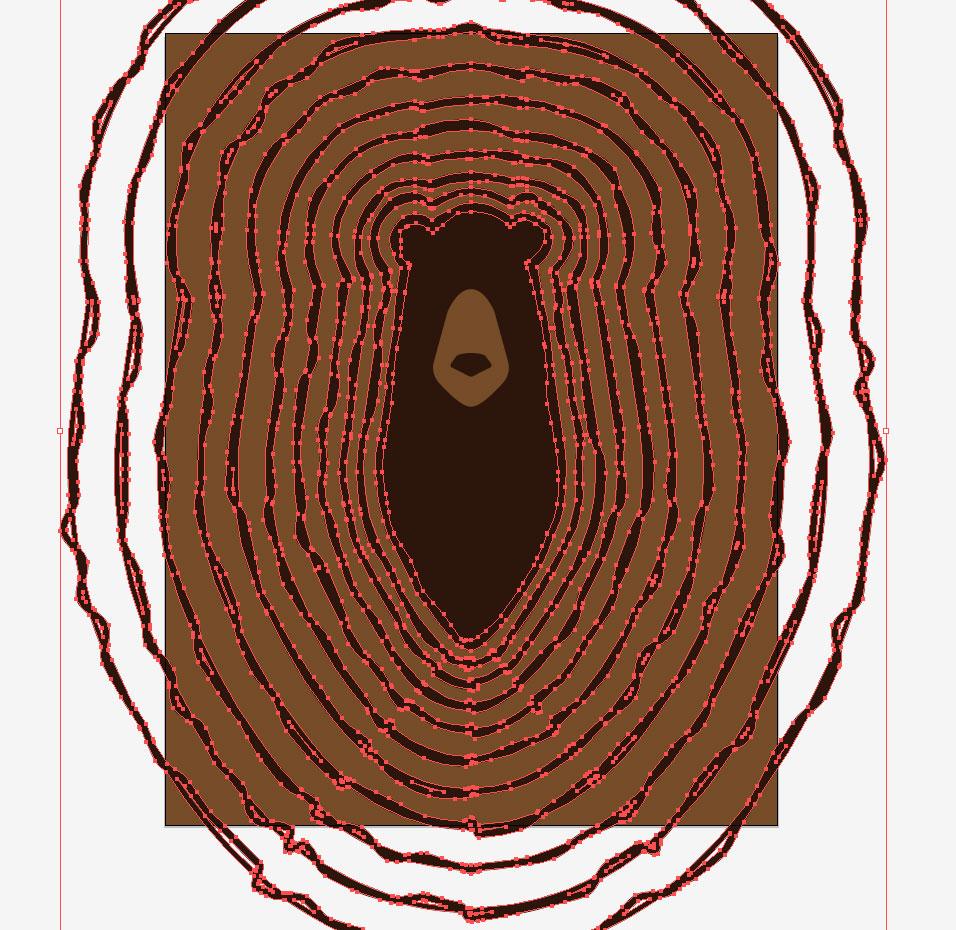 vector tree rings tutorial - image 10