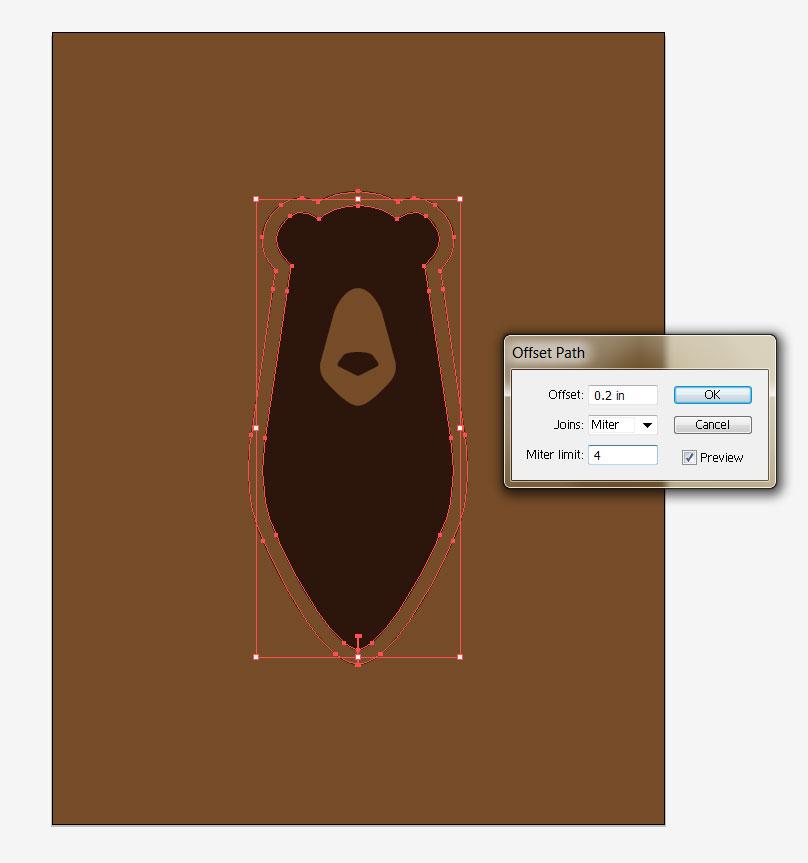 vector tree rings tutorial - image 4