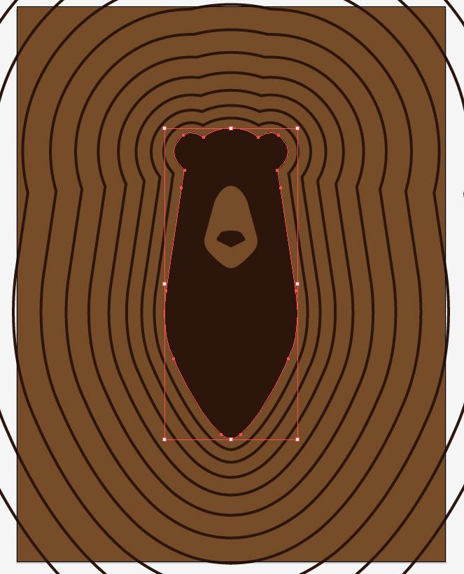 vector tree rings tutorial - image 6