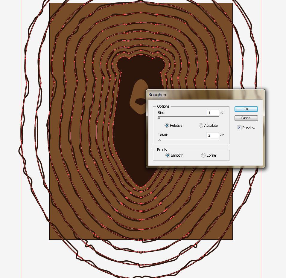 vector tree rings tutorial - image 7