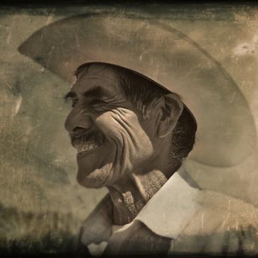 Tintype Portrait Photoshop Tutorial
