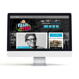 Fish Fest 2015 Website